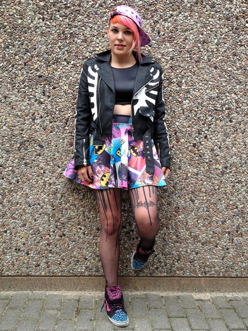 Karmaclothing, UNIF, VANS, URB Clothing, Glamour Kills