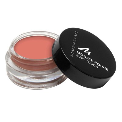 manhattan cosmetics, manhattan mousse rougem blush