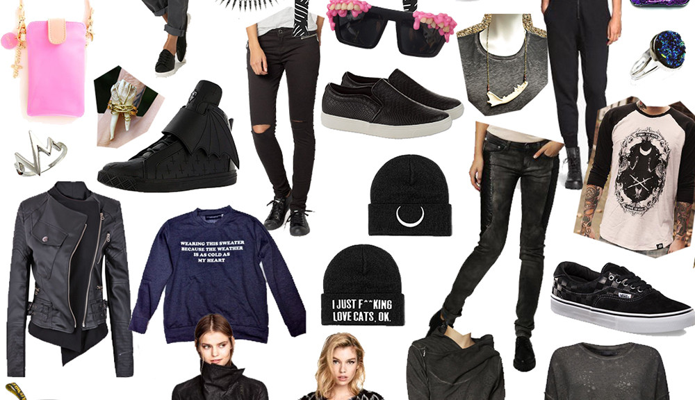 wotm, wishlist of the month, february, iron fist, bat, romwe, leather jacket, pu, zalando, killstar, moon, mond, cats, katze, ring, fuxjewellery, fux jewellery, c&a, dirstressed, destroyes, zerrissene jeans, boyfriend cut, felljacke, kragen, omighty, ftw, fuchsteufelswild, zombie brille, doc martens, vans, docs, bone, knochen, kette, augen, iphone, schuhe, topshop, kroko, statement kette, tasche, tiger of sweden, overall, slip ons, winona ryder, black sanctuary, blacksanctuary